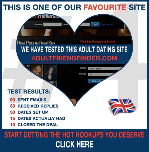 Looking for great adult dates? Check out AdultFriendFinder and you